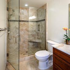 Traditional Bathroom by Steven Corley Randel, Architect