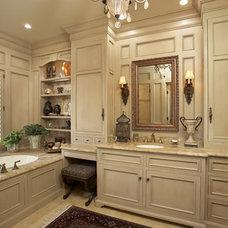 Traditional Bathroom by Bruce Kading Interior Design