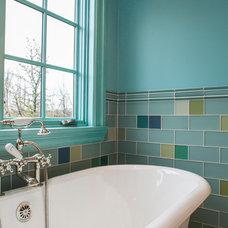 Traditional Bathroom by ArchiPlicity, Inc.
