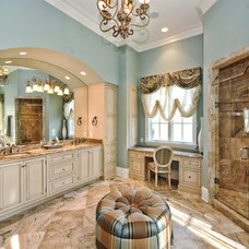 Traditional Bathroom by Benham Builders