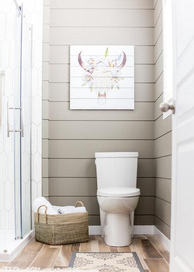 Modern Bathroom By Hampton Rowe