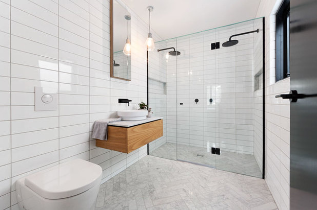 Contemporary Bathroom by Ardent Architects