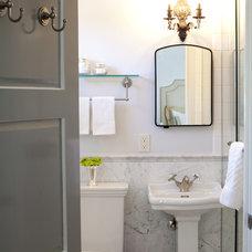 Traditional Bathroom by V. Betty Inc. Interior Design
