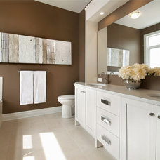 Contemporary Bathroom by eQ Homes