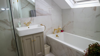 Ensuite in the Roof