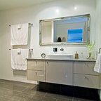 Award Winning Style Contemporary Bathroom Brisbane