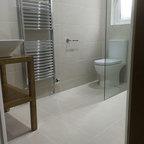 Portfolio Contemporary Bathroom London By Synergy