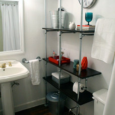 Contemporary Bathroom Epic Bathroom Makeover