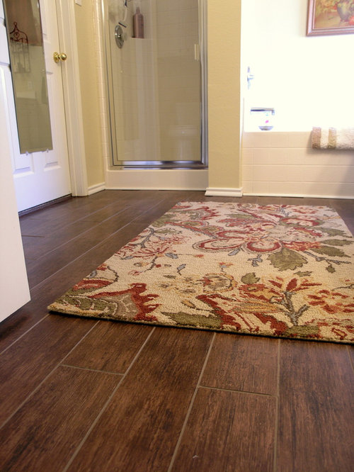 Tile And Wood Flooring Houzz