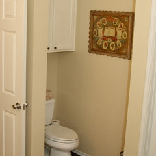 Traditional Bathroom by It's a Wannabe Decorator's Life