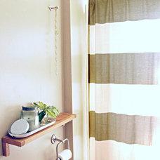 Farmhouse Bathroom by House of Earnest
