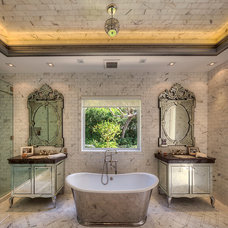 Traditional Bathroom by Mackle Construction