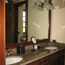 Traditional Bathroom by Design Traditions