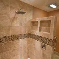 Modern Bathroom by Kirk Design and Construction