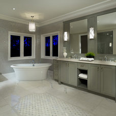 Contemporary Bathroom by My Design Studio, Yasmine Goodwin