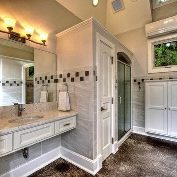 Estate Home Bathhouse, Carmel, IN