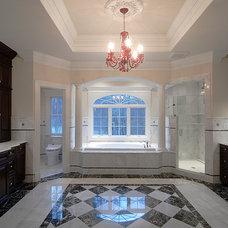 Traditional Bathroom by SEKAS HOMES LTD