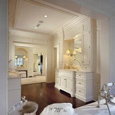 Traditional Bathroom by Pohlig