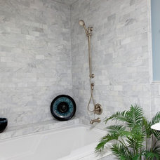 Traditional Bathroom by Robin Straub