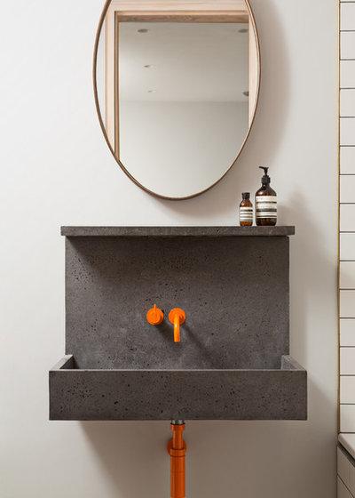 Современный Ванная комната by Shape London