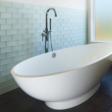 Contemporary Bathroom by Koru Ltd