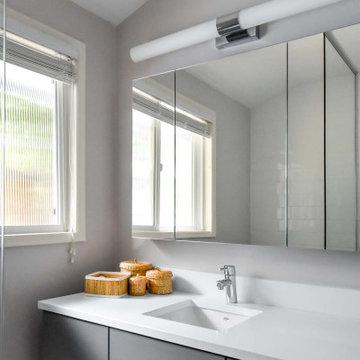 Euro Style Bathroom
