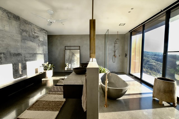 Contemporary Bathroom by My Architect