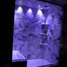 Modern Bathroom by Doreen Le May Madden