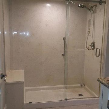 EuroSlide Shower Door System