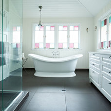 Traditional Bathroom by BOLD Architecture + Interior Design