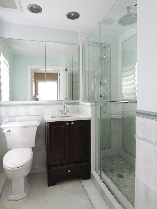 Small Master Bathroom Home Design Ideas, Pictures, Remodel ...