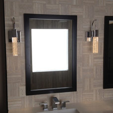 Contemporary Bathroom by Excel Builders
