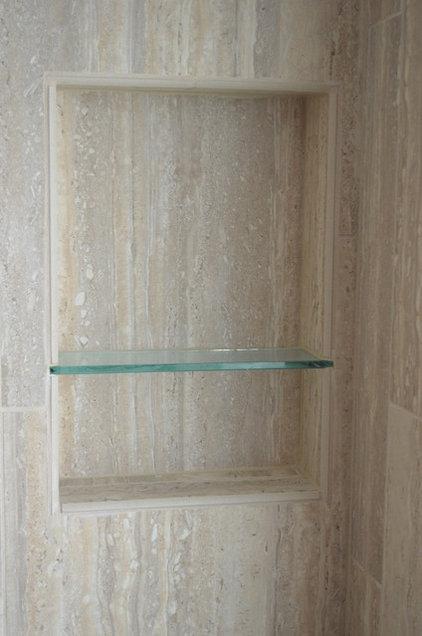 Contemporary Bathroom by Excel Builders