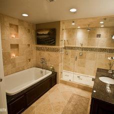 Traditional Bathroom by Furnitureland South