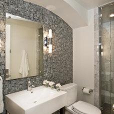 Contemporary Bathroom by B.Design