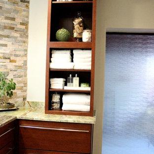 Exotic Master Bath Retreat in Lutz