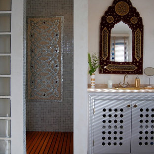 Exotic Mosaic Bathrooms.