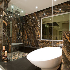 Contemporary Bathroom by Marble of the World