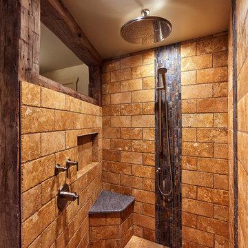 Expansive Shower