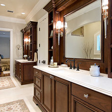 Traditional Bathroom by In Detail Interiors