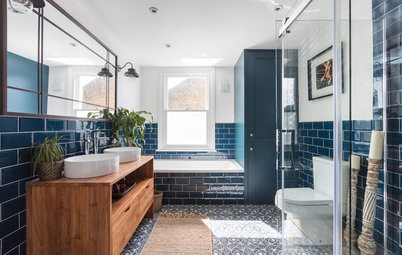 The Unexpected Colour That's Cropping Up in Bathrooms Everywhere