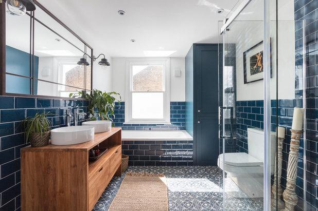Zoom Sur Le Tapis En Fibres Naturelles Et Ses Variations - Carrelage salle de bain et tapis amérindien