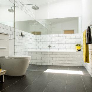 50 Best Scandinavian Canberra - Queanbeyan Bathroom Pictures ...