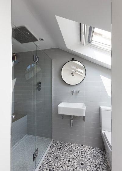 Contemporary Bathroom by MAC Building Solutions