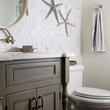 Contemporary Bathroom by Darci Goodman Design