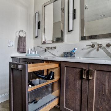 Extra Bathroom Storage