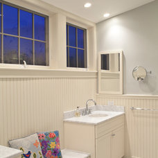 Traditional Bathroom by Beckwith Group