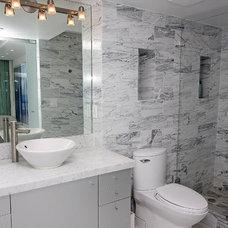 Contemporary Bathroom by Alpinebay