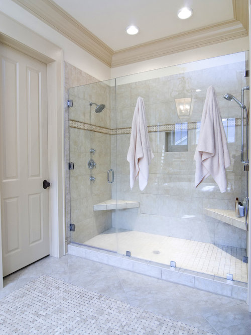 Double Shower Home Design Ideas Pictures Remodel And Decor