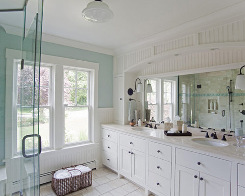 Beach Style Valspar's Paint Color Bathroom Design Ideas, Remodels ...